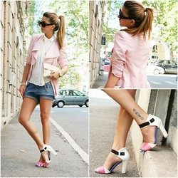 Nicoletta Reggio - Sheinside, Asos, Rinascimento, Queens Wardrobe - Light colors