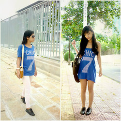 Phuong Nguyen - T Shirt - Your choice to wear (part II)