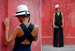 Galant-Girl Ellena - Love Black Jumpsuit - Retro Thoughts...