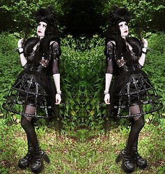 Mademoiselle Karma - All Kinds Of Victorian Stuff - Follow me into the Woods