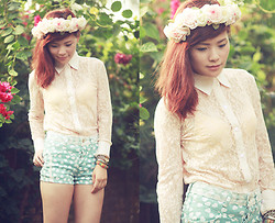 Lini Trinh - Zara Shorts - *+.Fairy tale in the ancient world.+*