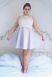 Becky Bedbug - River Island Dress - It's time to light the lights