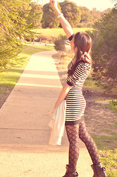 Fashion X-periment -  - Stripes and hearts