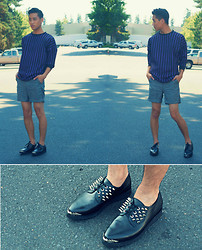 Ben Stephens - Unif Grim Creepers - I Will Step All Over You.