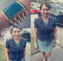 Jello David - Bangle, Necklace - ║█║║█║ PEPLUM ║█║ღjd █║║█║