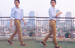 Ronald Simanjuntak - Topman Boat Shoes - (O)nce upon a time..