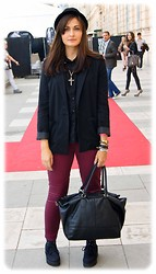 Diana On Stylepoetry - Monki, Weekday - We rock the party