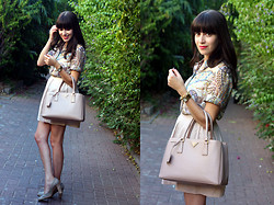 Fashion Pea - Prada Bag - Pastel autumn
