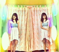 Loreen Alyana Macasu - Primadonna Skirt, Leopard Tube - Acquaintance party