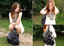 Nika Y - Backpack - New Backpack