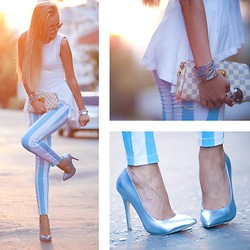 Darya Kamalova -  - BABY-BLUE OBSESSION PART#2