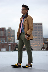 Anthony Urbano - J. Crew Jacket - Down To Business
