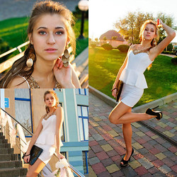 Maryana Yusypchuk - Dan Bee Dress - Set free