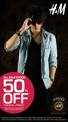 Kei 景 - H&M Shirt - Casual Rock