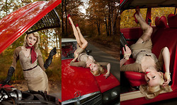 Polina PS -  -  A broken car 2