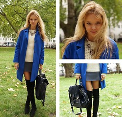 Sasha Fashion -  - Blue Mist