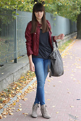 Sylwia M. - Cubus Jacjet And Jeans, Reserved Bag Nad Shoes - 011112