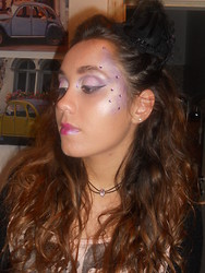 Elisa Nuzzolese -  - My Halloween Make-Up