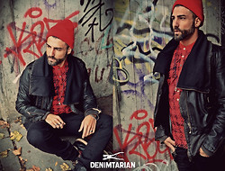 Denimtarian . -  - La pepita red