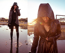 Masha Sedgwick - Coat, Leggings - I'M AN ASSASSIN!