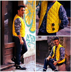 Vincenzo Parisi - Vintage - A touch of yellow (Back to the 80's- part 2)