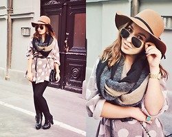 Becca S. - H&M Hat - I should never think, what´s in your heart