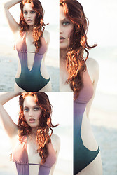 Sam Miller - Victoria's Secret Mermaid Suit - Welcome to the dollhouse.