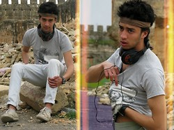 Rayan Benhammadi - H&M Accessory, Zara T Shirt, Swatch Accessory, Cheap Monday Pant, Converse Shoes - KEEP TUNED! I LOVE YOU ! :)