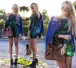 Darya Kamalova -  - SEQUINS ARE 4EVER