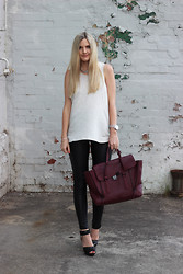 Gabby Smith - 3.1 Phillip Lim Bag - Uniform