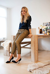 Yara Michels - Topshop, Aldo, Zara - Office dressing