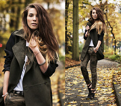 COTTDS Cindy van der Heyden - Mango Coat - FALLING FOR FALL