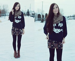 Breanne S. - Awwdore Cat Sweater - Meow Vol. 2