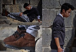 Yassine Zayou - Timberland, Blend, Dickies - It's nice is not it?