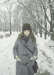 Darina Kroitor - Danwear Coat - * * *Oh lovely snow* * *