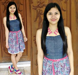 Judy Gonzales - Candies Dress - Girly