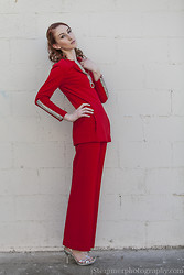 Haley G -  - My (Vintage) Christmas Outift