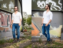 Steve Bale - Sinclair Denim - DIRTY STUFF & DENIM