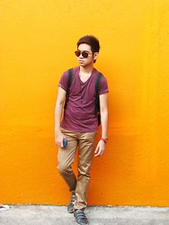 Jay Guevarra -  - The Neon Kid