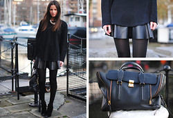 Zina CH - 3.1 Phillip Lim Bag - London Mood