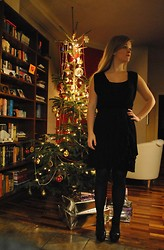 Eppy K. - Zara Dress - Christmas Eve