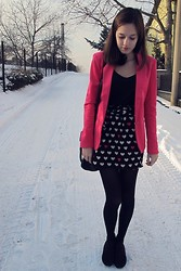 Erka ♥ - Sheinside, H&M - Winter time