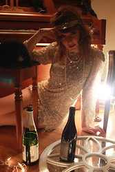 Jenna O - Vintage Dress - Gatsby New Year