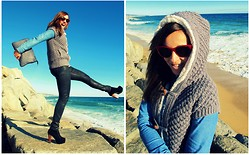 Sofia Vagueiro - Zara, Fashion Pills - I'm the beach!