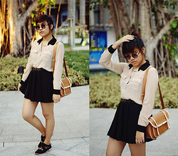 Rhan Paguirigan - Forever 21 Button Down, Oxfords - Can't think of anything