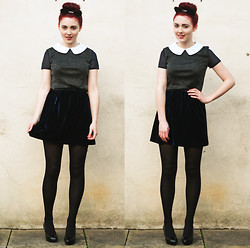 Megan McMinn - Dress, Ears - Everybody wants to be a cat.