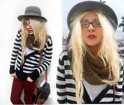 Sheila De la Cruz -  - LAYERED TOMBOY