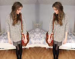 Kerry Hopkins - Charity Jumper, H&M Dress, Bag - I need your love