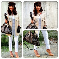 Ayshe Rose - H&M Shoes, Chloé Handbag, Pinko Jacket - Seasons