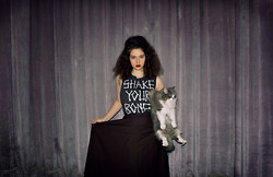 Görkem Erarslan - Vintage Pleated Maxi Skirt - Shake Your Bones